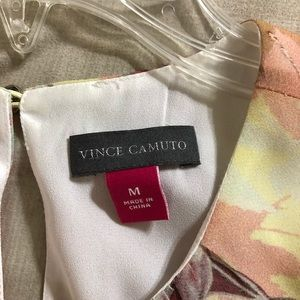 Vince Camuto Tops - Vince Camino Sleeveless Lined Top